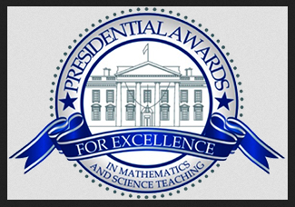 Presidential Award for Excellence in Science Teaching in Montana